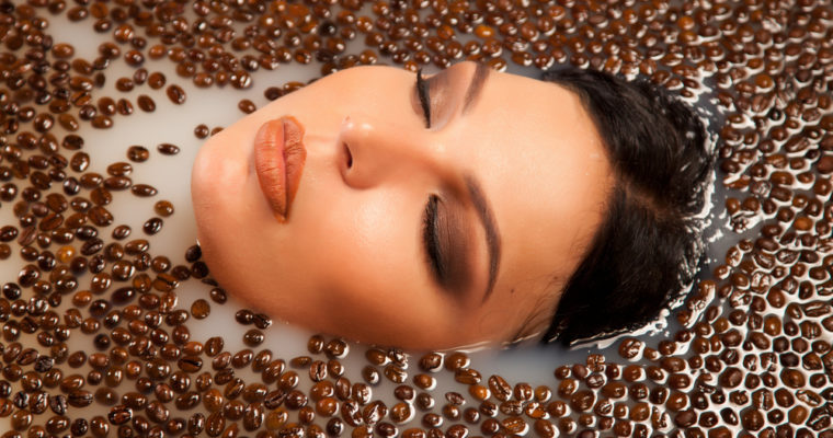 What are the Best Coffee Skin Care Products for My Wedding Day?